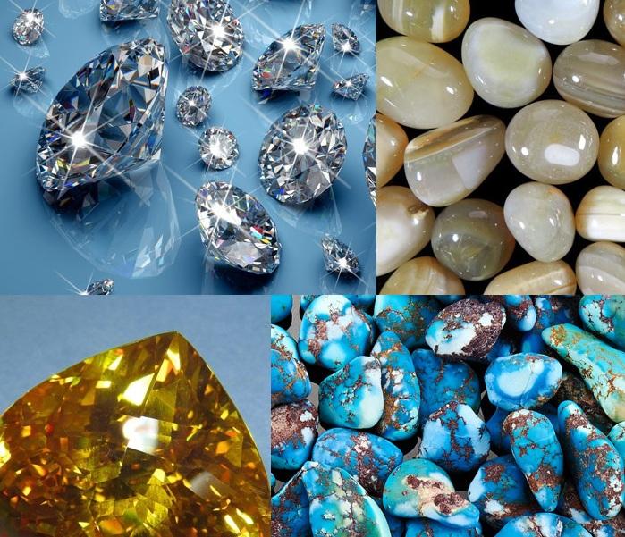 Камни для женщин