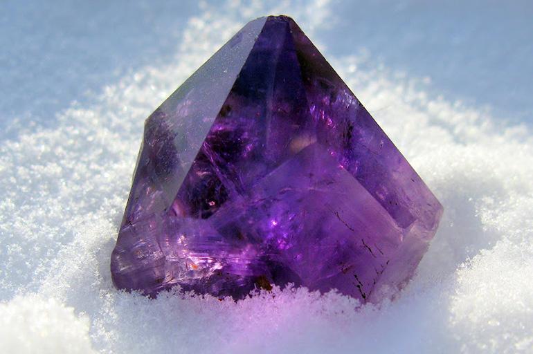 Аметист камень свойства