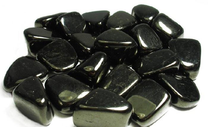 Камни шунгит