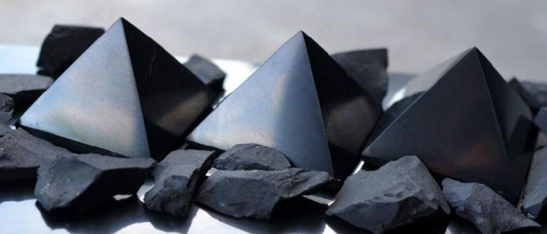 Шунгит камень свойства целебные и магические