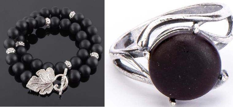 Кольцо и браслет